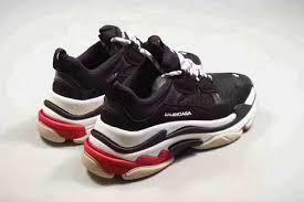 balenciaga triple s trainer sneaker bred shoe nikepg2 com sneakers