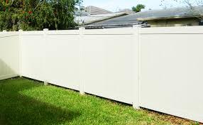 vinyl fencing south florida