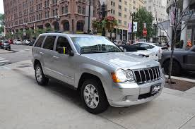 jeep grand for sale in chicago 2008 jeep grand limited stock gc1427a for sale near