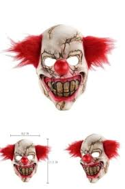 scary props scary clown horrific props