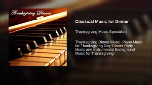 classical for dinner