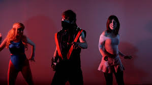 film ninja dancing satan ninja promos commentary part 2 the revenge satan ninja 198x