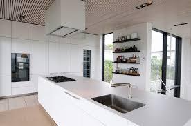 delightful image of kitchen decoration using rectangular grey deep