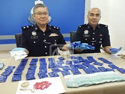 polis ras pil kuda bernilai rm119 470 terkini utusan online