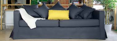 slipcovers for sofas with loose cushions custom made loose covers sofas international in sofavers duck