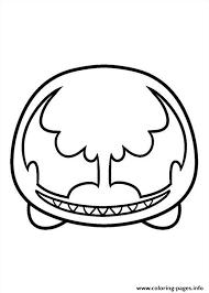 tsum tsum venom coloring pages printable