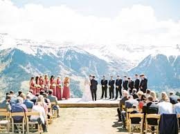 mountain backdrop top 20 wedding venues in colorado weddings
