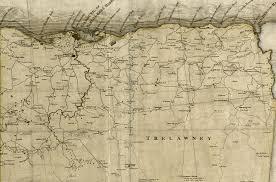 Map Jamaica Map Of Trelawny Jamaica 1804