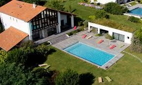chambres d hotes guethary villa acotz lafitenia resort chambre d hôtes 215 chemin de