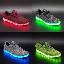 ladies light up shoes led walk shoes canada best selling led walk shoes from top sellers