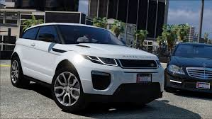 modified range rover evoque range rover evoque 2016 gta5 mods com