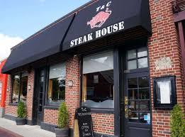 St Tropez Awning Restaurateur U0027steaks U0027 Out New Market Brasserie Is Now T U0026c Steak