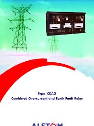 alstom cdag relay manual relay electrical engineering