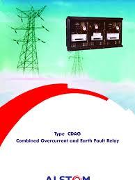 alstom cdag relay manual relay electrical engineering
