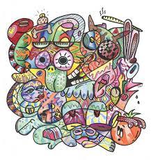 strange origins u2013 the stoner u0027s coloring book