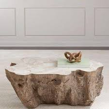 Tree Trunk Table Modern Tree Trunk Table Products Bookmarks Design Inspiration
