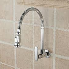 montage robinet cuisine montage mural robinets de cuisine pivotant à 360 mitigeur evier