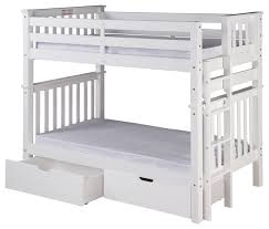 black friday bunk beds sale santa fe mission tall bunk bed twin over twin bed end ladder