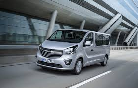 opel vivaro multitalented workmate and modern luxury transporter