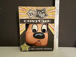 1960 Halloween Costumes Vintage 1960 U0027s Ben Cooper Ver Deputy Dawg Halloween Costume