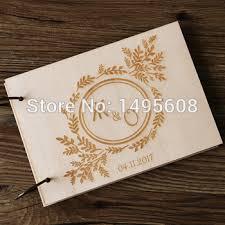 rustic photo album online shop personalized engraved tree wedding photo album