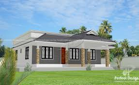 Square Meter To Square Foot Beautiful 1194 Sq Ft Modern Home Design U2013 Kerala Home Design