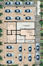 4000 sq ft 3 bhk 3t apartment for sale in shalimar nest vasant