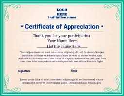 editable certificate of appreciation template imts2010 info