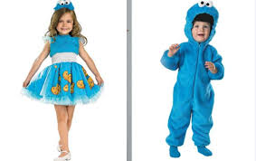 Woman Monster Halloween Costume Boy U201ctoddler U201d Cookie Monster Costumes Sociological Images