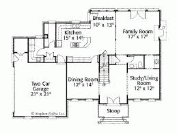 All In The Family House Floor Plan Eplans Adam Federal House Plan Abundant Living Space 3202
