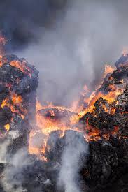 Wildfire Eternal Buy by Nalox Fire Threatens Algoma Road Hillside Klamath