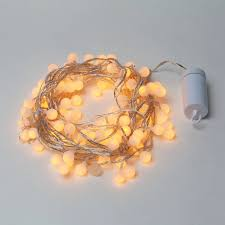 Plastic Globe String Lights Lights Com String Lights Battery String Lights Frosted Warm