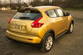 nissan juke yellow spoiler review 2013 nissan juke built to thrill waikem auto family