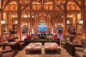 Living In A Barn This Extraordinary Barn Mansion Will Make You Want To Pack Your