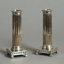 antique silver candlesticks the uk u0027s premier antiques portal