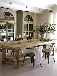 Best  Modern Rustic Dining Table Ideas On Pinterest Beautiful - Modern contemporary dining room furniture