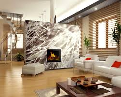 Accent Walls In Living Room by Wall Mural Ideas U0026 Diy Inspiration For Home Decor