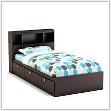 luxury storage bed twin modern design for frame with drawers and
