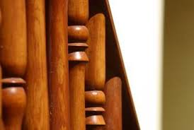 Replacing Banister Spindles How To Replace Spindles In A Staircase Railing Home Guides Sf Gate