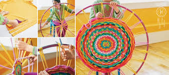 How To Make T Shirt Yarn Rug Rugs From T Shirts Rugs Ideas