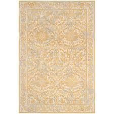 Frieze Rug Safavieh Evoke Ivory Gold 8 Ft X 10 Ft Area Rug Evk242s 8 The