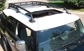Fj Cruiser Roof Rack Oem by Custom Fj Cruiser Fj Cruiser Specific Items Wants Pinterest