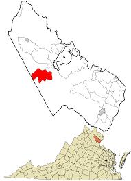 Alexandria Va Zip Code Map by Nokesville Virginia Wikipedia