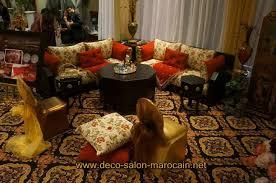 canapé marocain occasion vente salon marocain occasion déco salon marocain