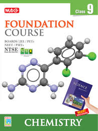 Mtg Foundation Course For Class 9 Chemistry Buy Mtg Foundation