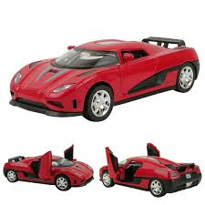 koenigsegg bburago amazon com car toys 1 32 koenigsegg gt model cars sound and flash
