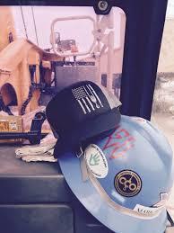 american crane operator trucker hat crane operator hat