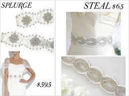 wedding dress accessories wedding dress accessories belt 14 trendy mods
