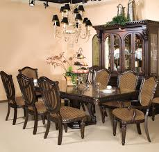 fairmont designs grand estates 7 piece dining and chair set