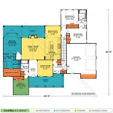House Plans 2500 Square Feet Westcott Manor 9171 Farm House Home Plan At Design Basics